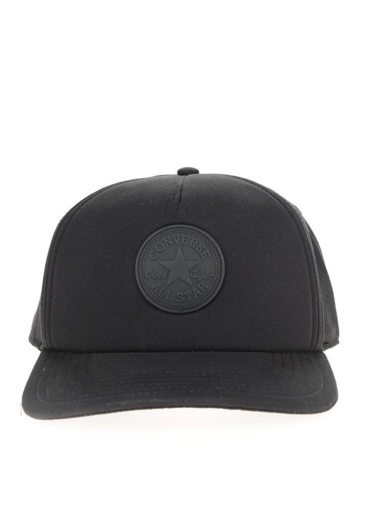 Černá pánská kšiltovka s logem Converse