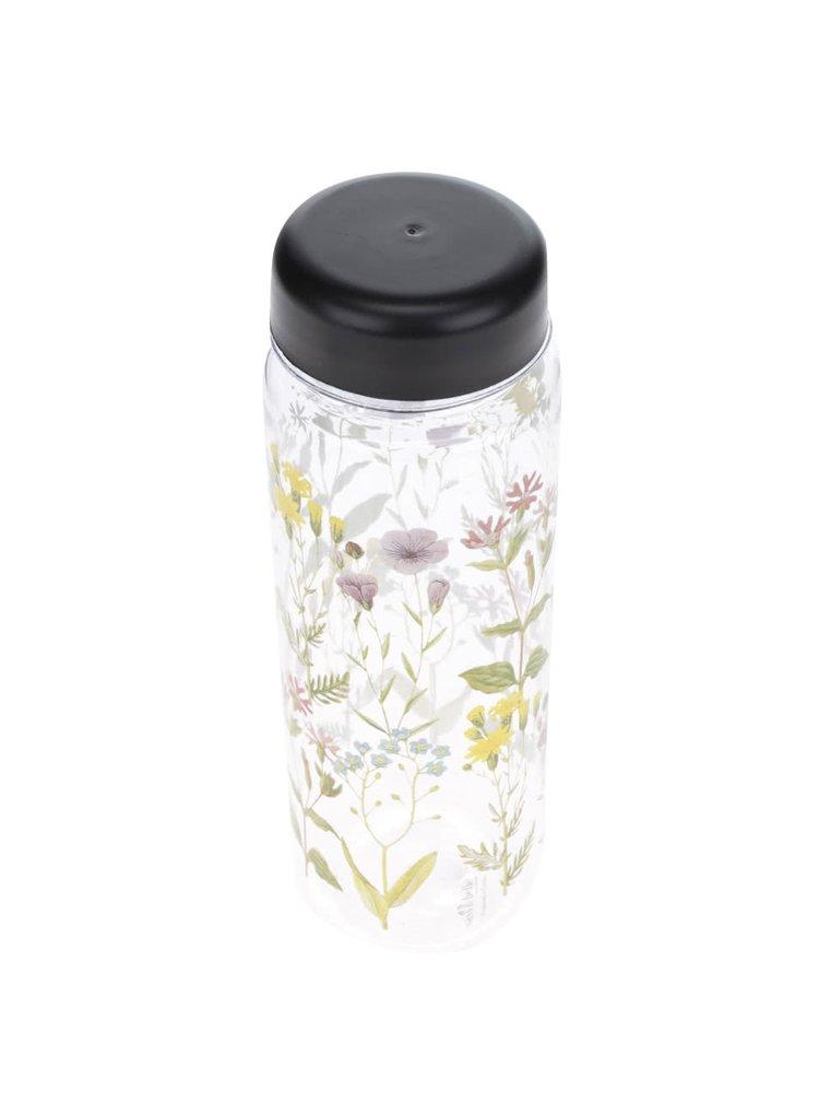 Plastová láhev na vodu s motivem květin Sass & Belle