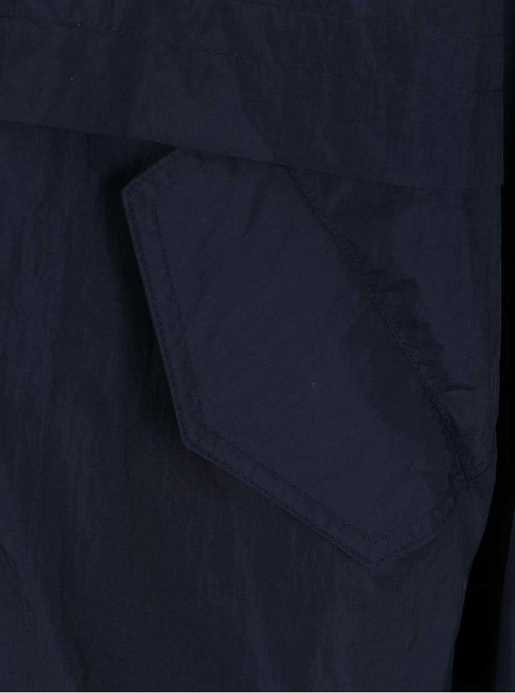 Jachetă albastru închis VERO MODA Car