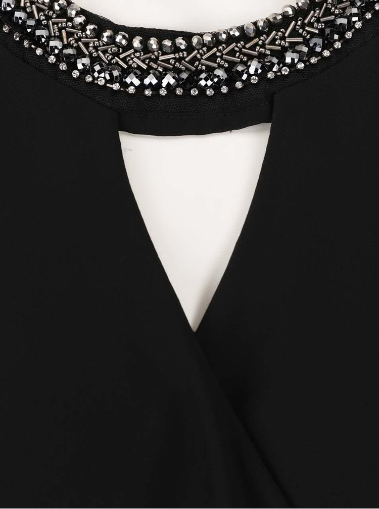 Černé šaty Haily's Lucilly