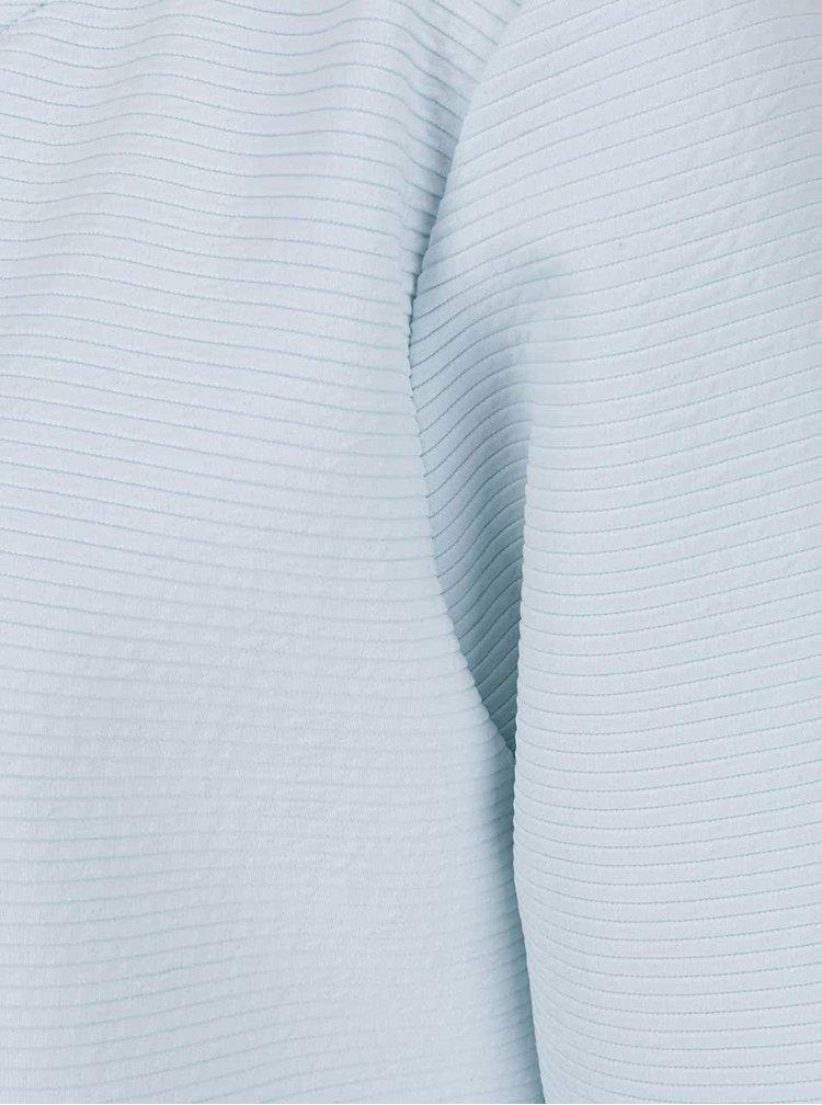 Světle modré žebrované sako Haily´s Sandy