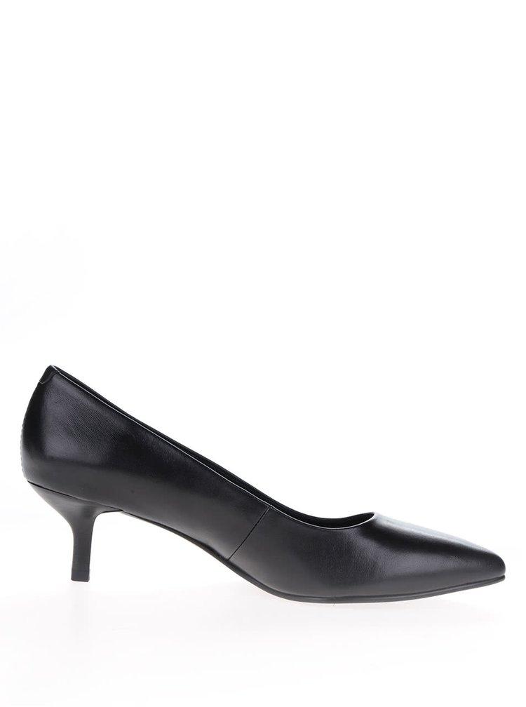 Pantofi negri Vagabond Chiara din piele