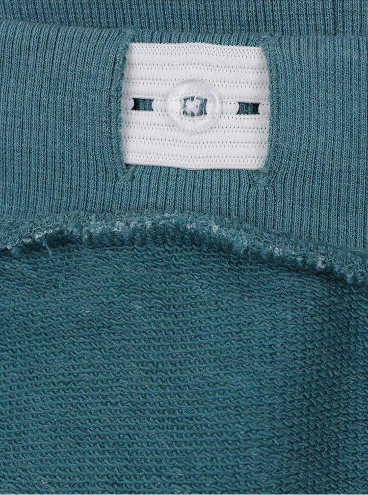 Zelené klučičí kraťasy name it Igo
