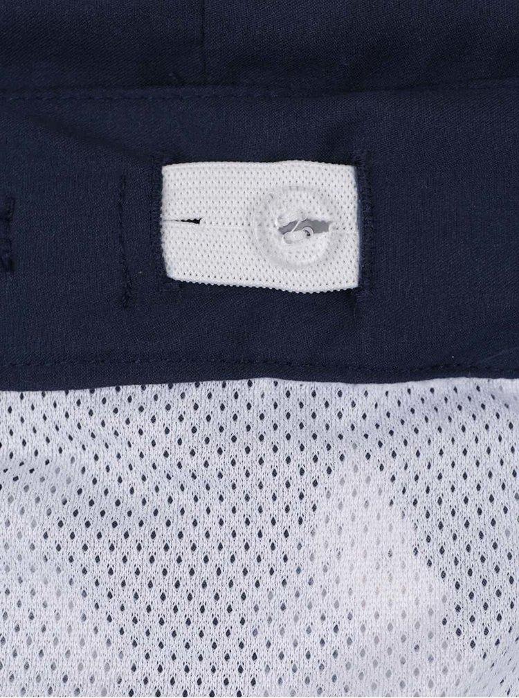 Tmavě modré klučičí plavky s mořskými motivy name it Zox