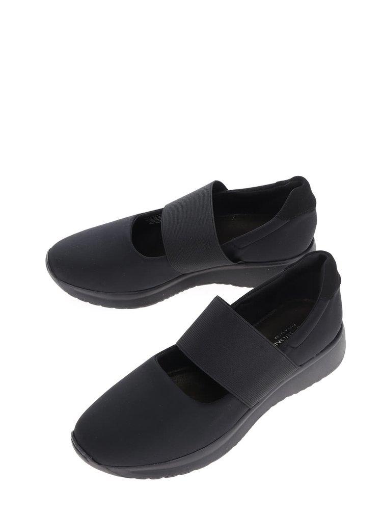 Pantofi sport negri Vagabond Cintia cu elastic