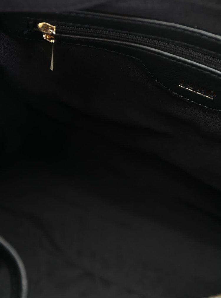Geantă neagră crossbody Juno