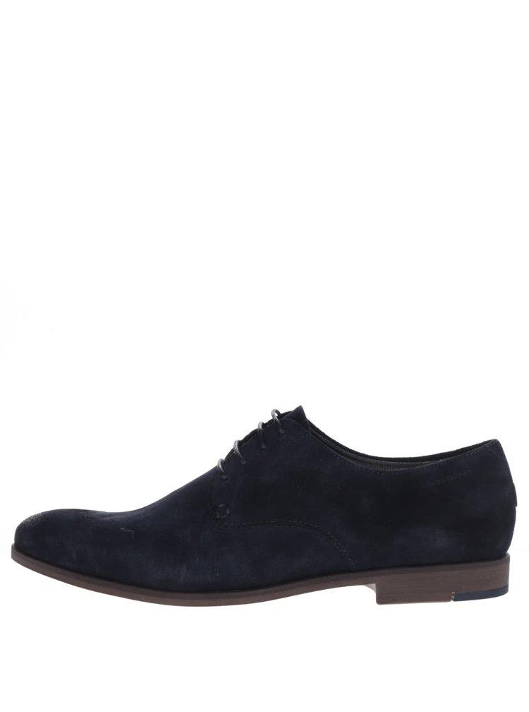 Pantofi bleumarin Vagabond Linhope din piele