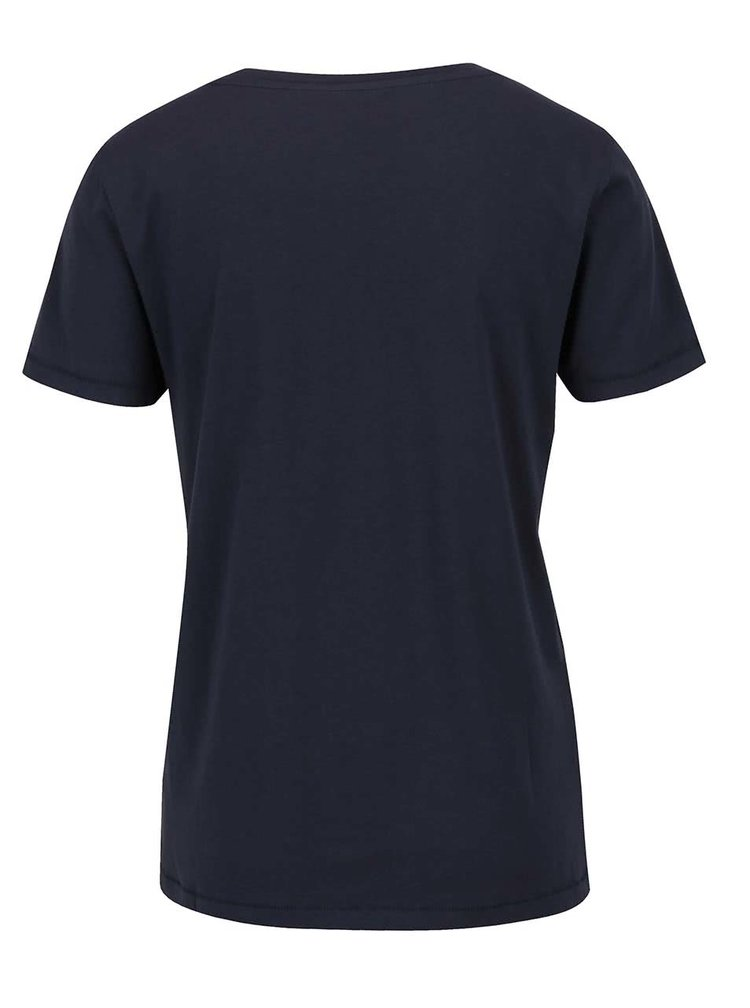 Tricou bleumarin ONLY cu text