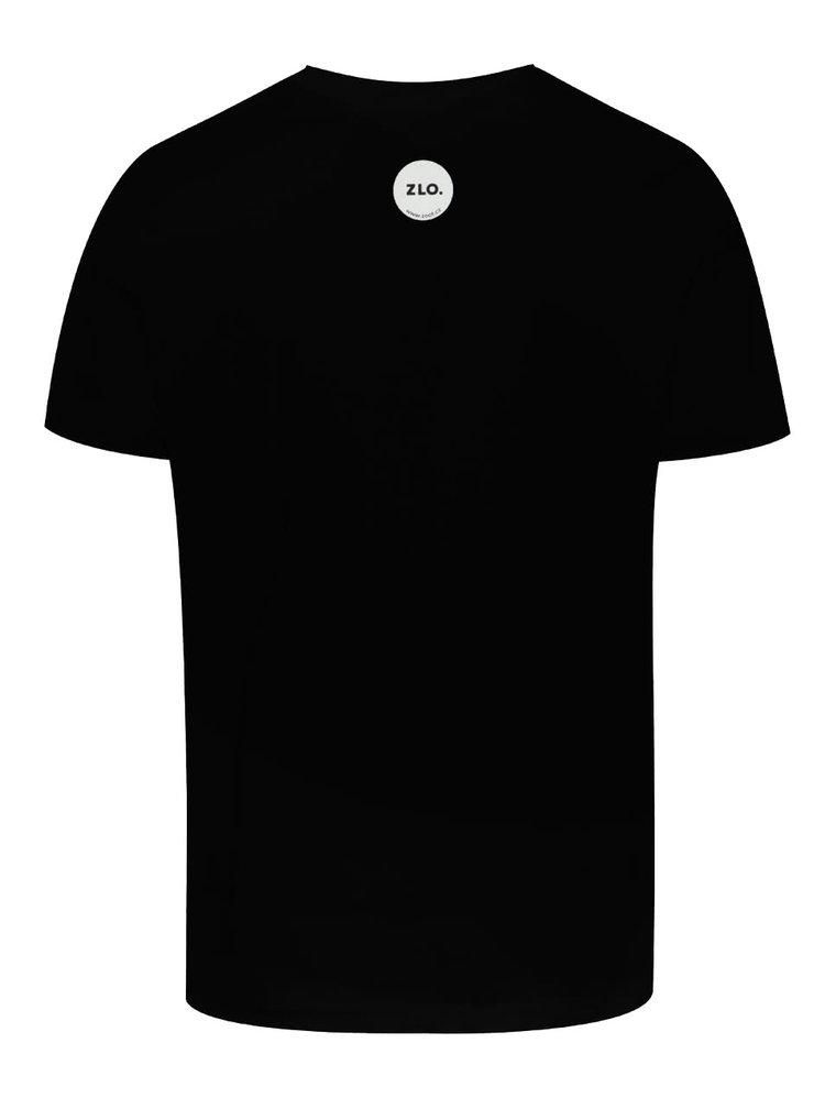Černé pánské tričko ZOOT Originál ZLO