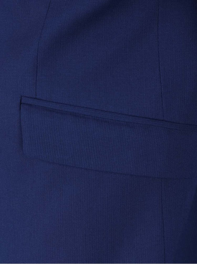 Tmavě modré sako Selected Homme Done-Summer