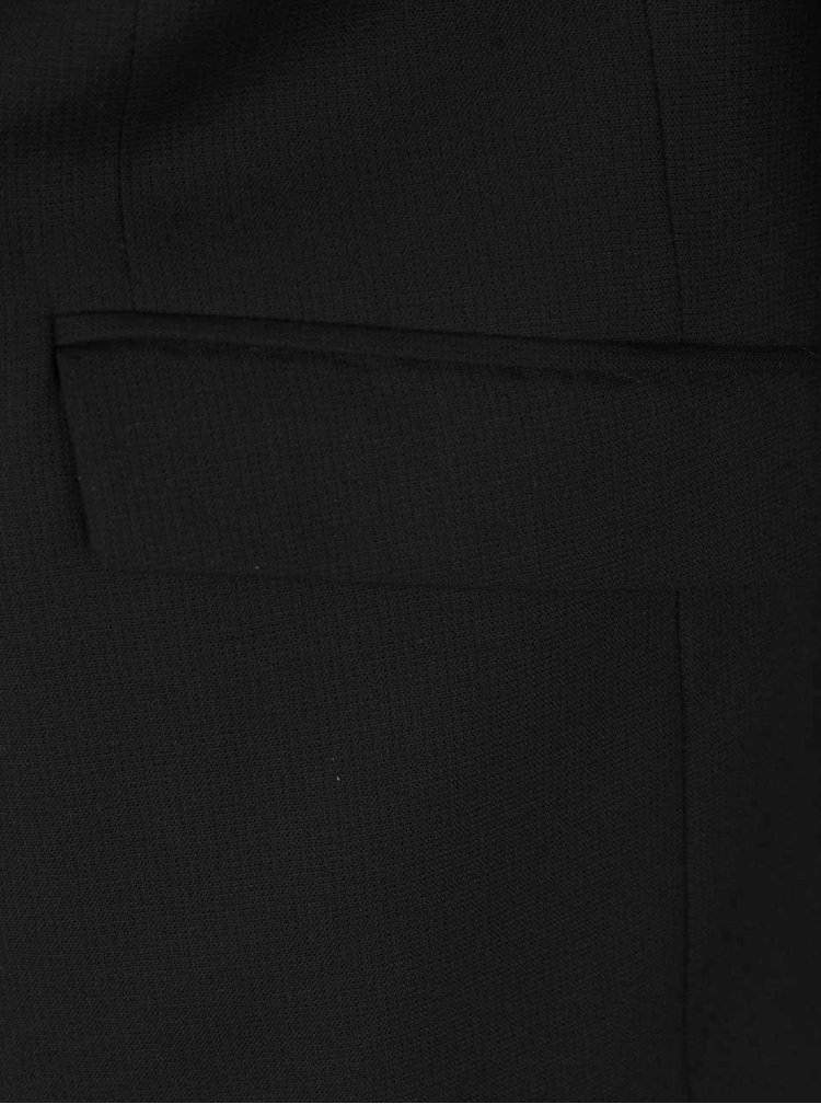 Sacou negru Selected Homme Done-Summer