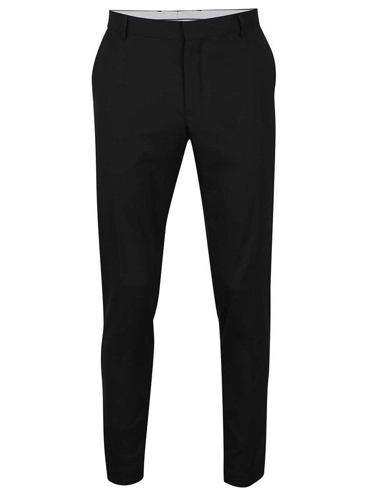 Černé formální kalhoty Selected Homme Done-Summer