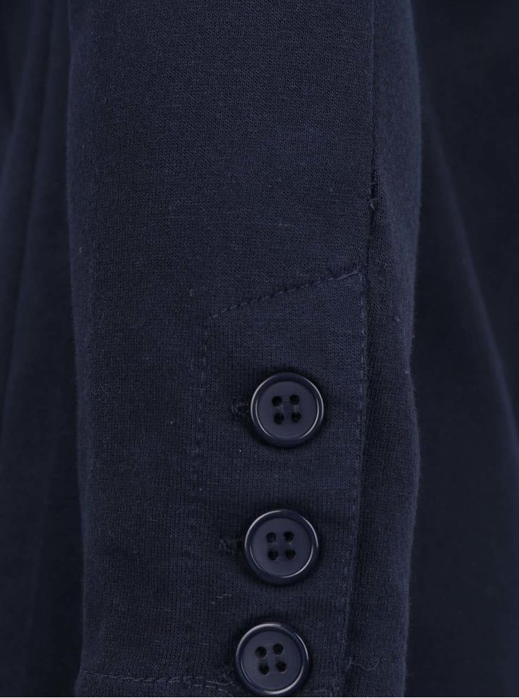 Tmavě modré klučičí sako Blue Seven