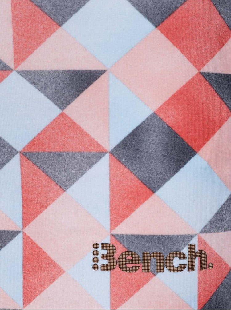 Oranžové vzorované tílko Bench