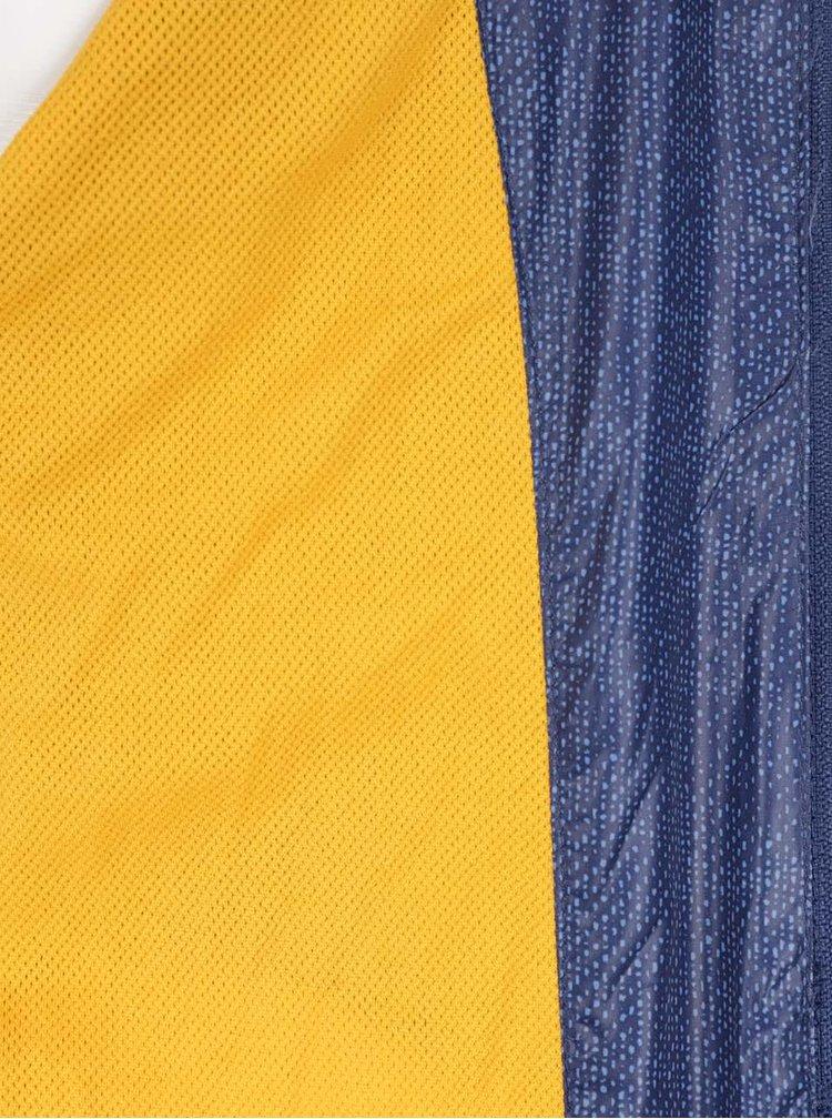 Jachetă albastră cu glugă detașabilă Blue Seven pentru băieți
