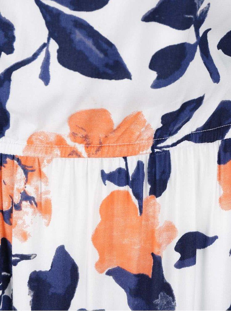 Rochie maxi VILA Silje cu imprimeu floral
