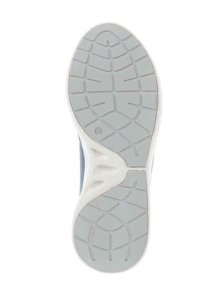 Pantofi sport albastri U.S. Polo Assn. Rakel cu logo