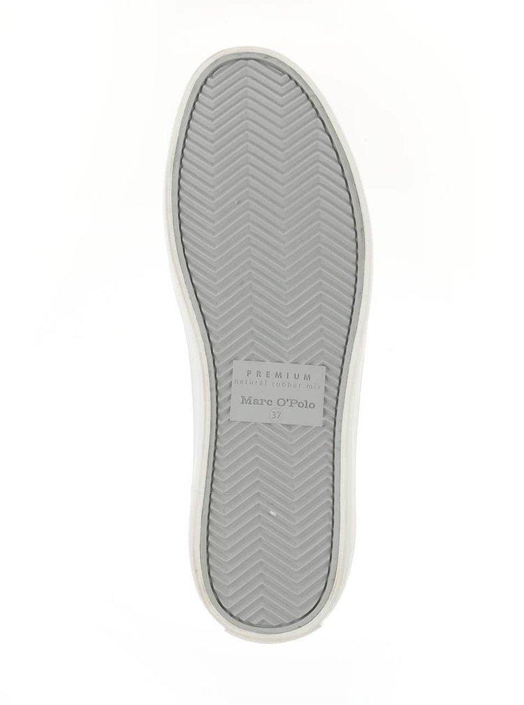 Tenisi albastri Marc O´Polo Sneaker pentru femei