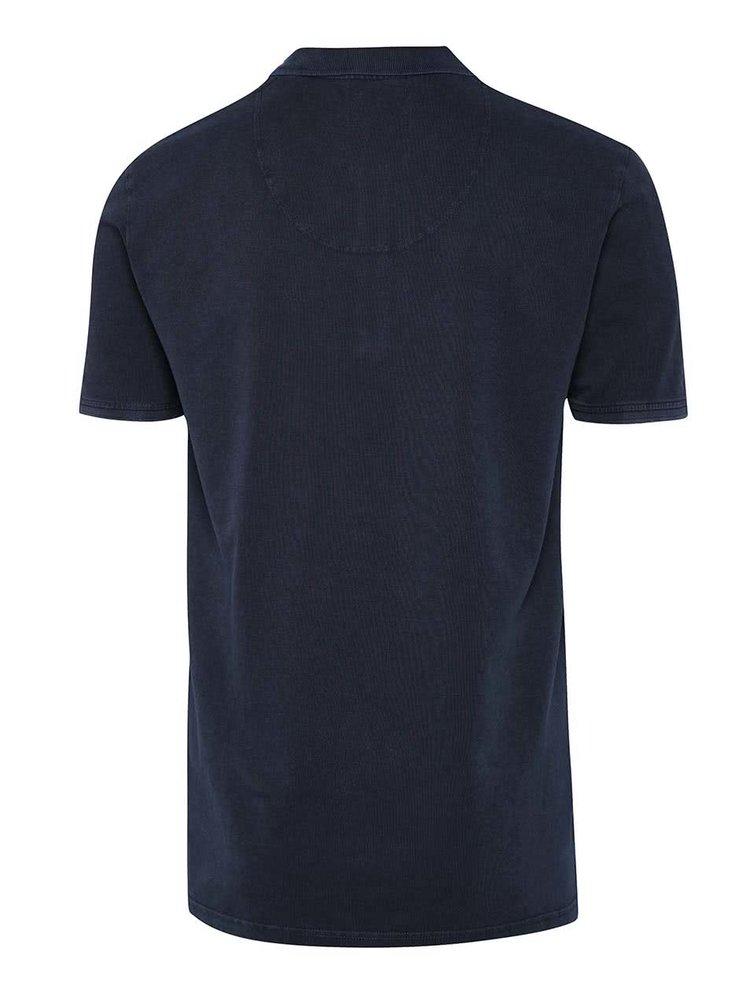 Tmavě modré polo triko ONLY & SONS Marcos