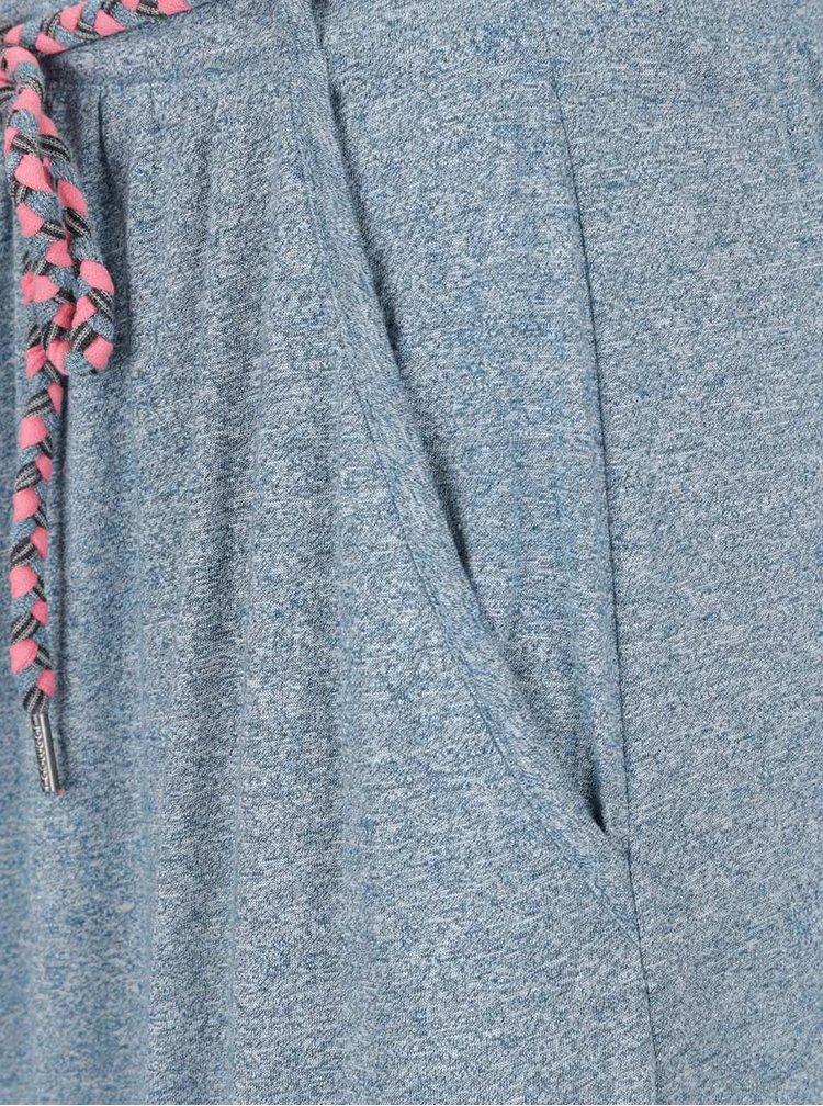 Modrá žíhaná maxi sukně Ragwear Glen