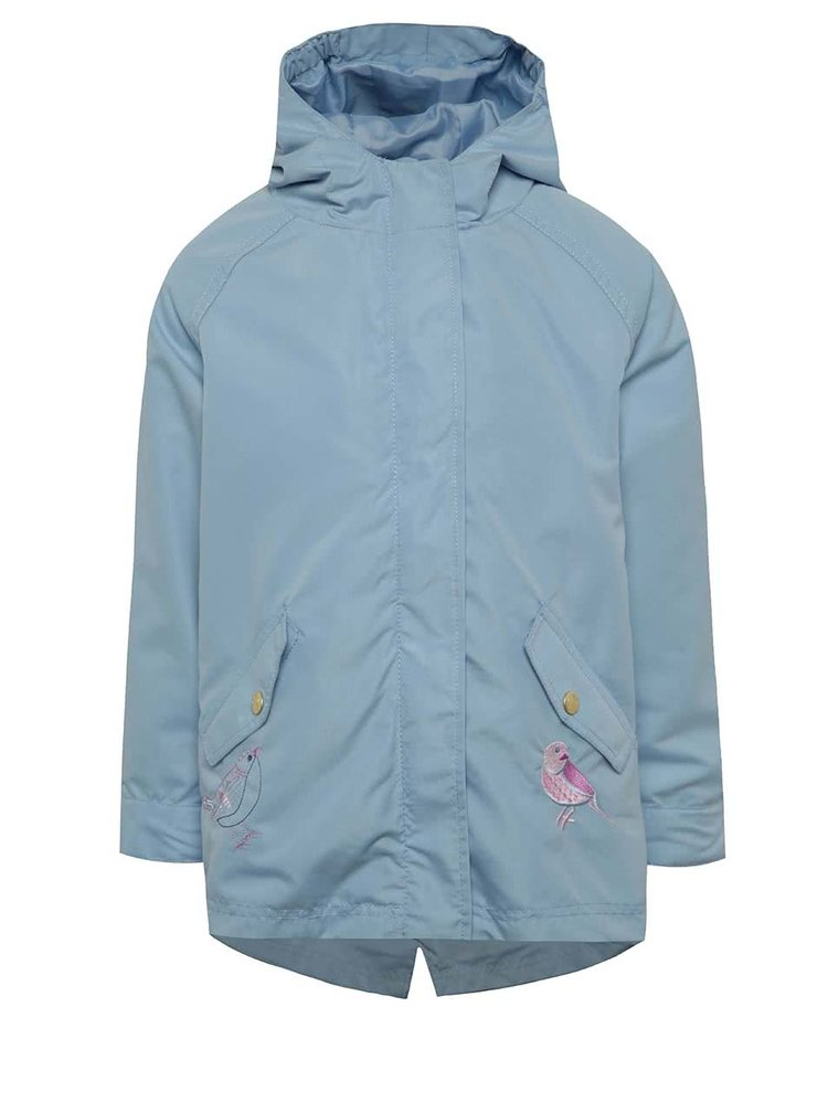Modrá holčičí bunda s mikinou 5.10.15.