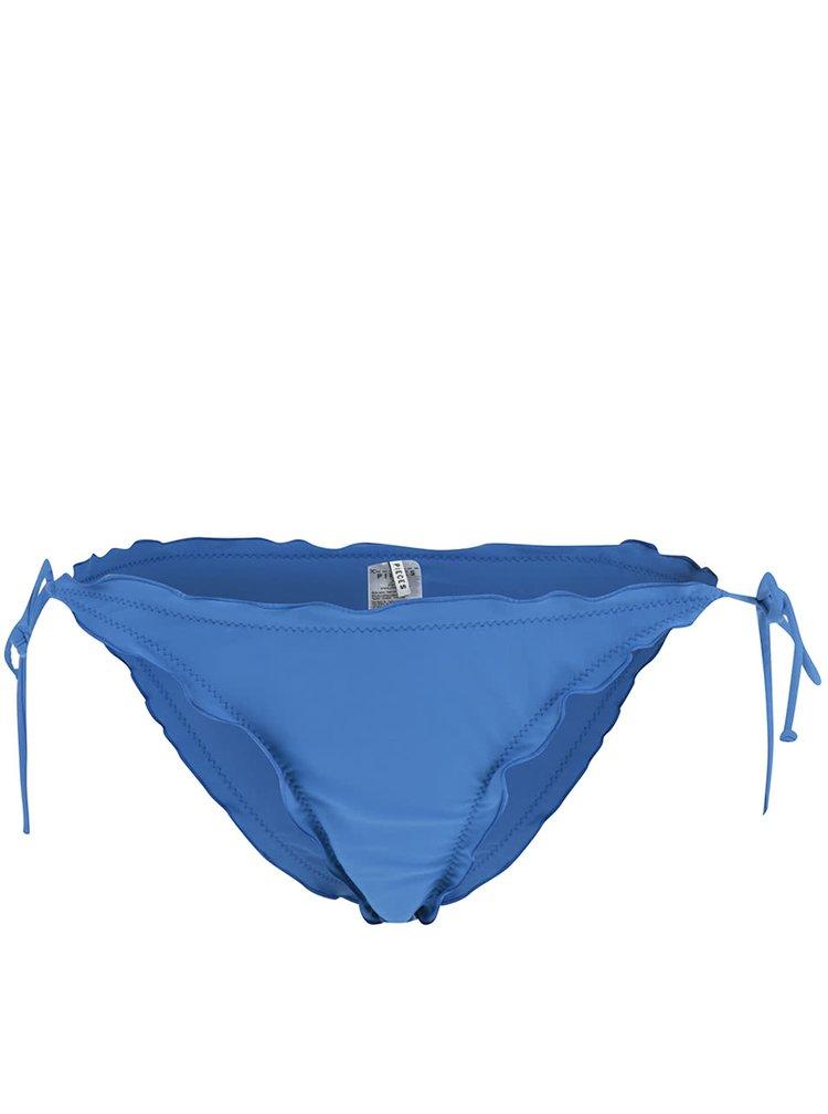 Modrý spodní díl plavek Pieces Lala