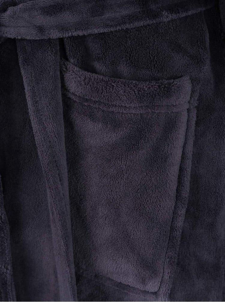 Tmavě šedý župan JP 1880