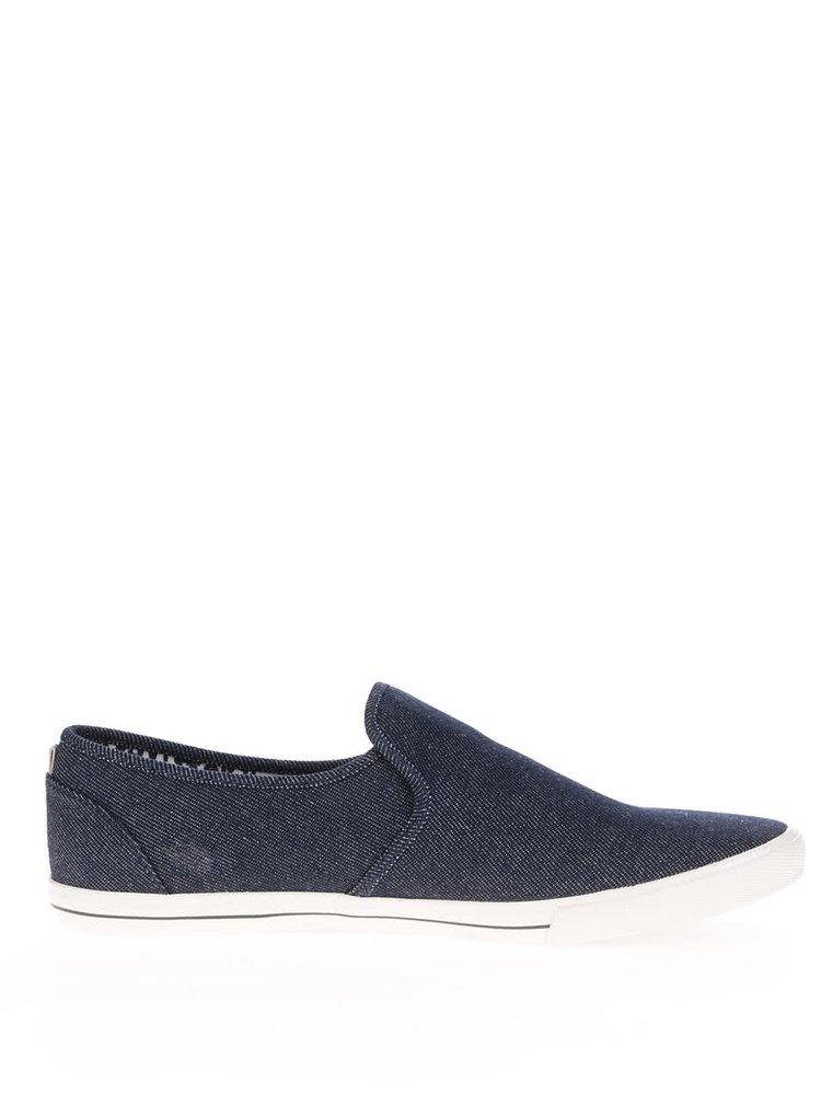 Tmavě modré džínové loafers Jack & Jones Snake