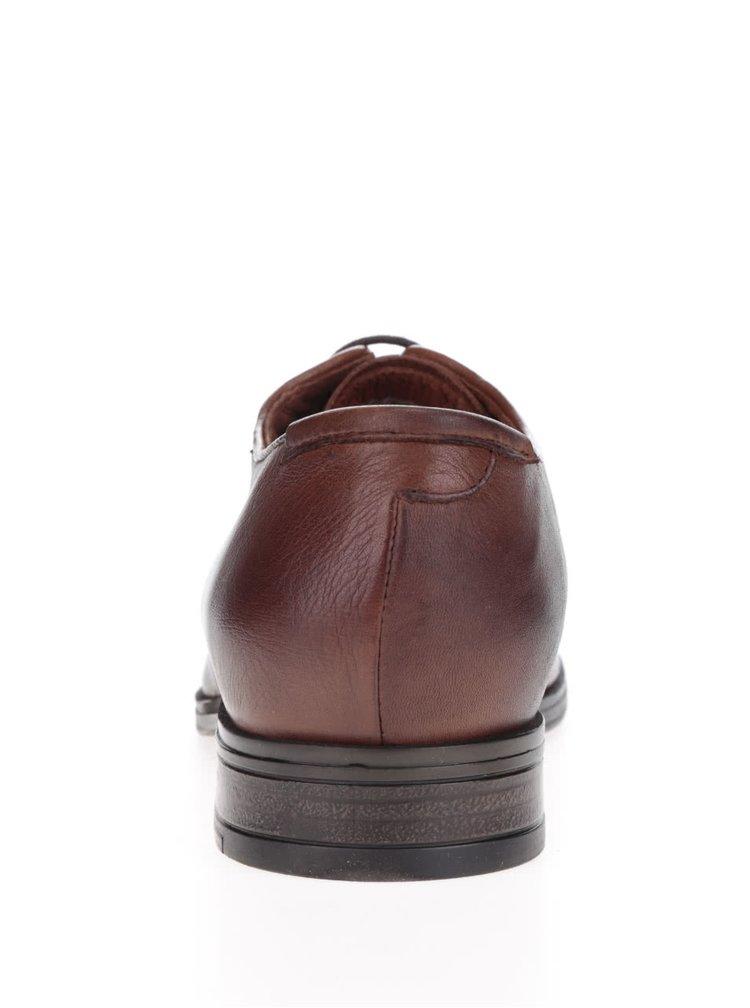 Pantofi maro Jack & Jones Magnus din piele