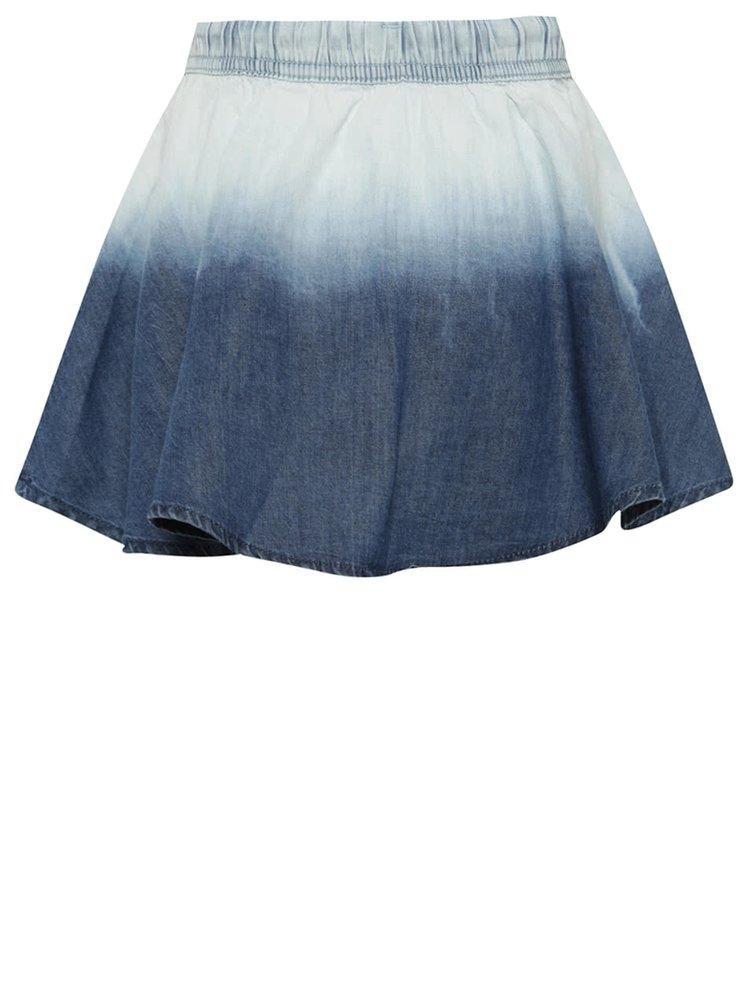 Modrá holčičí džínová sukně Bóboli