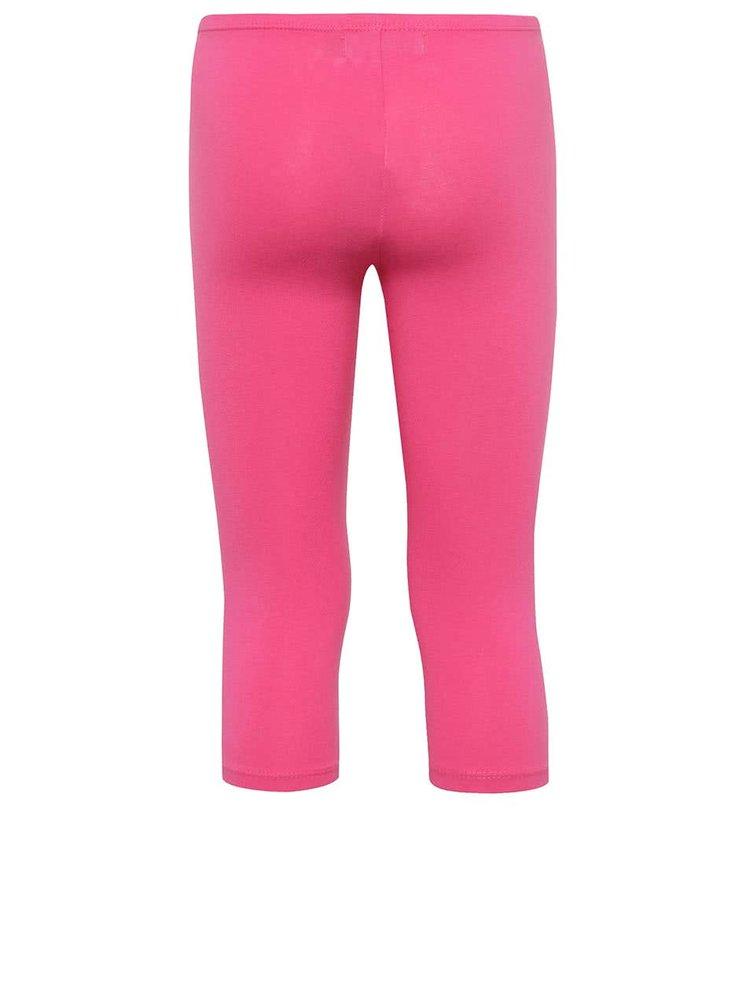 Colanți capri roz Bóboli