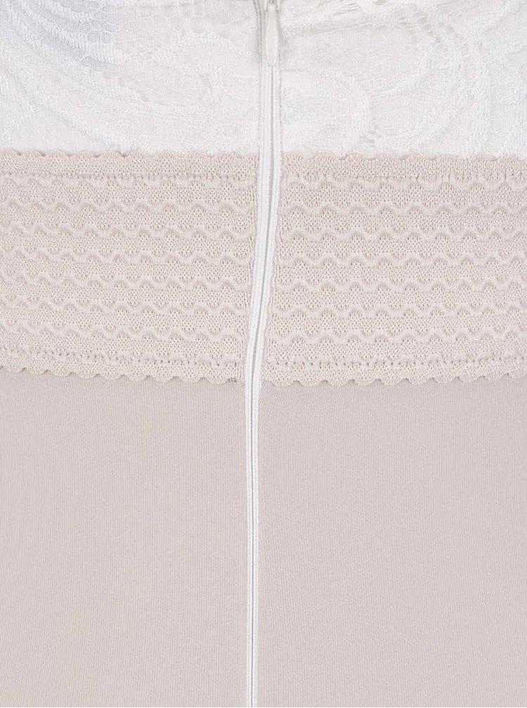 Rochie roz pal Ax Paris cu barete încrucișate