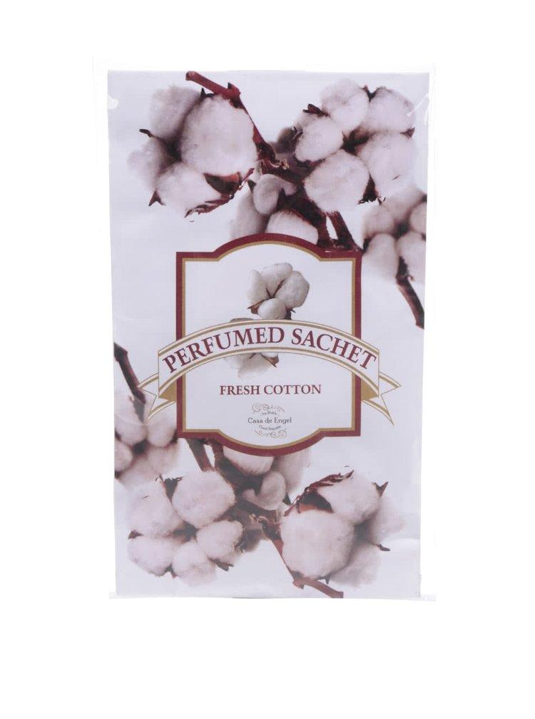Saculet parfumat Dakls cu aroma de bumbac