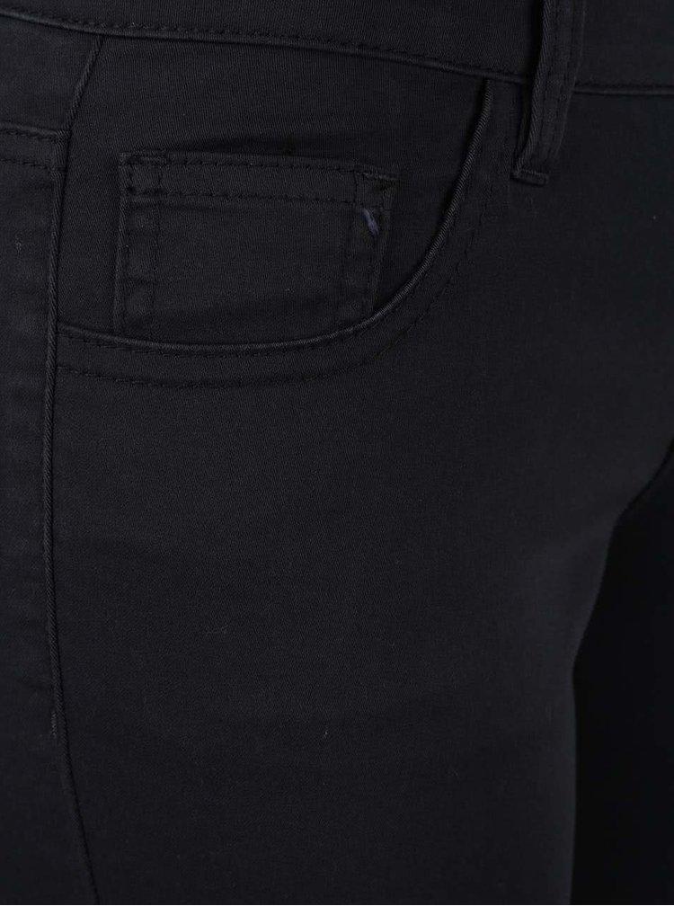 Pantaloni negri capri Broadway Kenzie