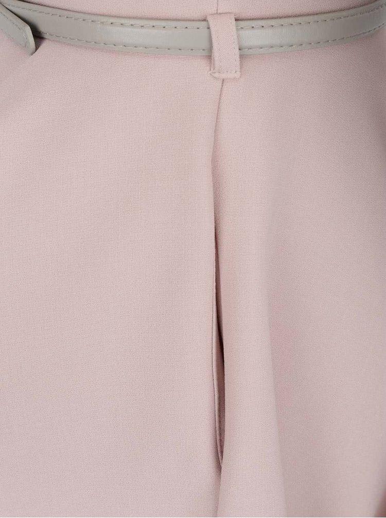 Rochie roz prafuit Closet cu buzunare ascunse