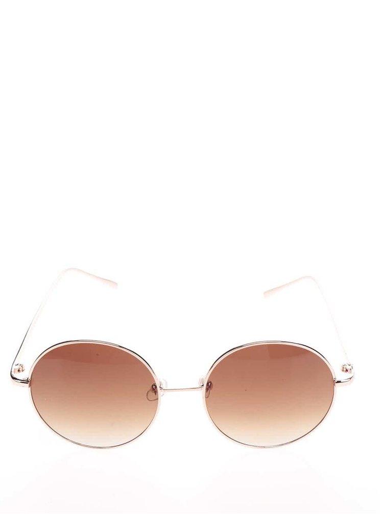Ochelari de soare cu lentile maro Haily´s Trisha