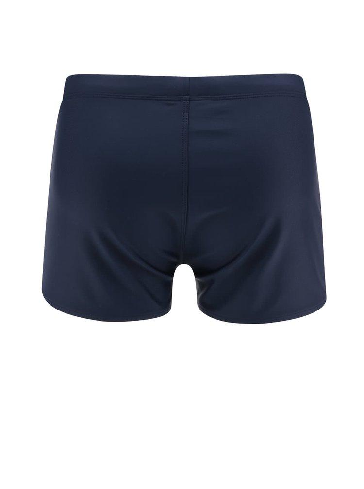 Boxeri de plaja albastri Calvin Klein