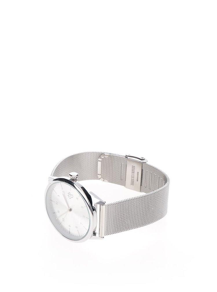 Dámské hodinky ve stříbrné barvě CHPO Rawiya