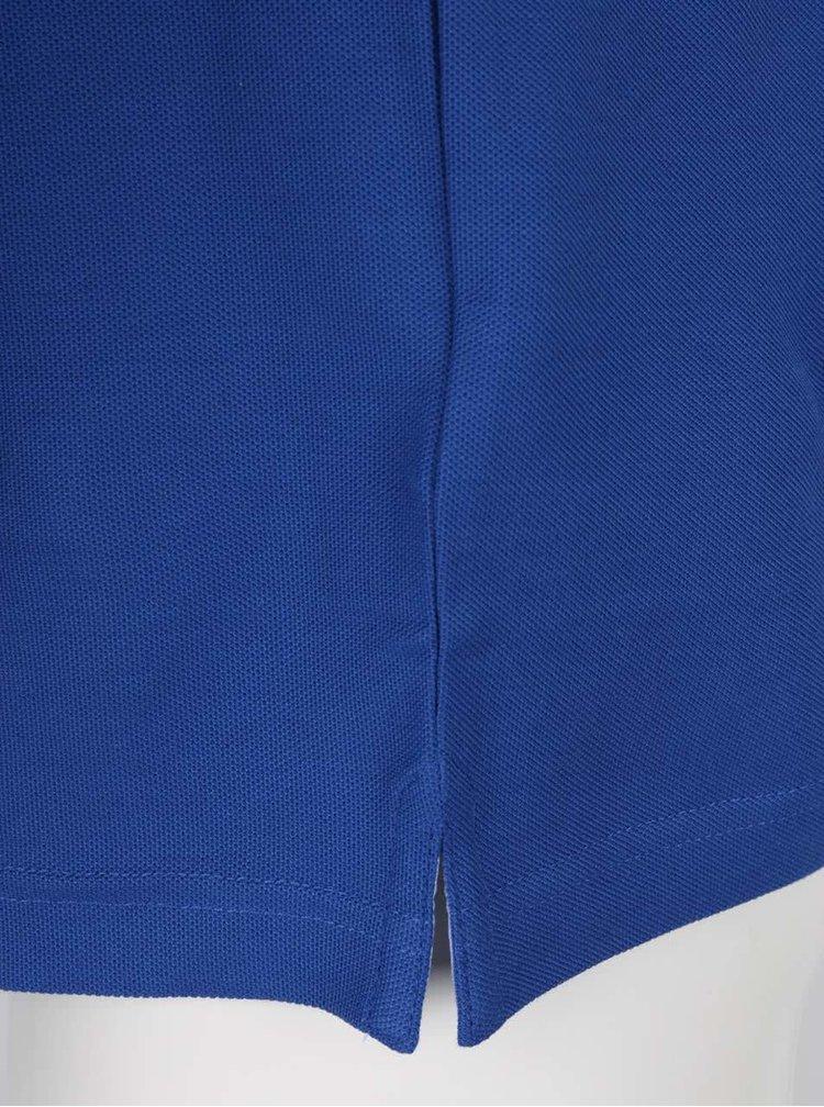 Modré polo triko Fynch-Hatton