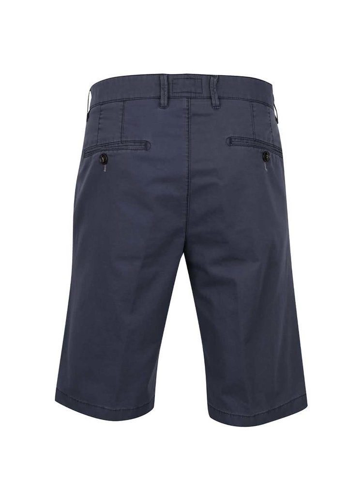 Pantaloni chino scurti albastri Fynch-Hatton