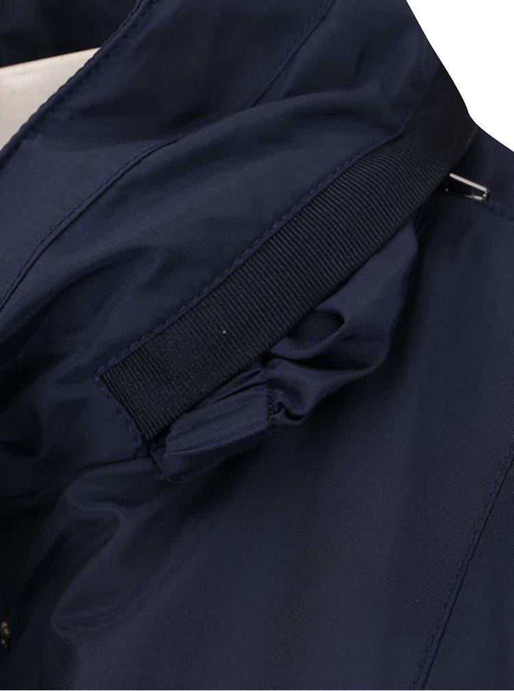 Jacheta bleumarin impermeabila pentru femei Geox