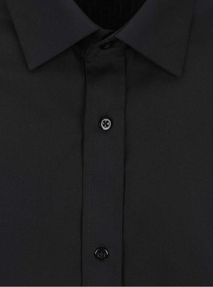Camasa neagra Bertoni Gustav