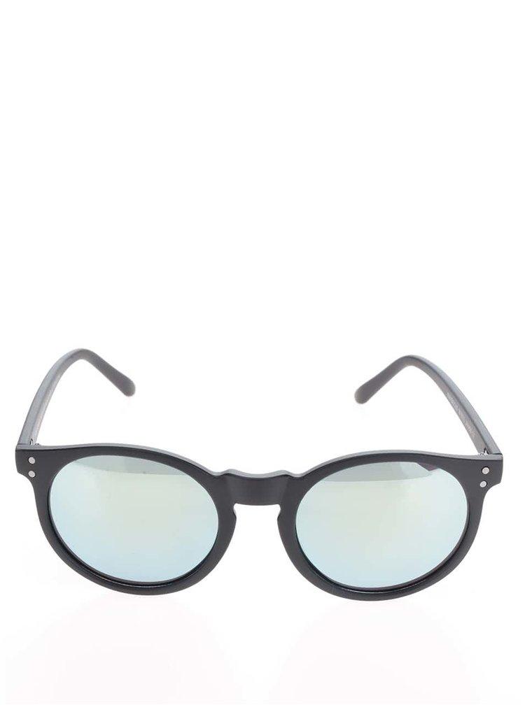 Černé unisex sluneční brýle CHPO Mavericks