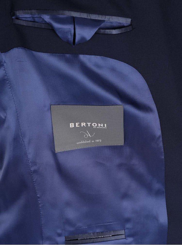 Modré sako Bertoni Jensen