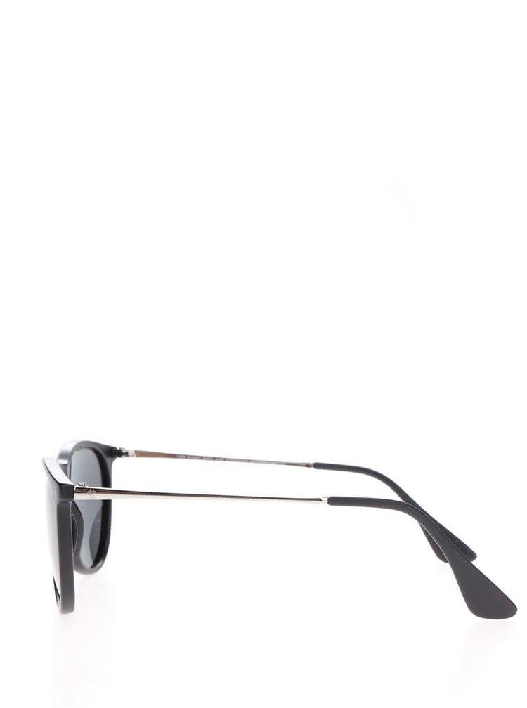 Černé unisex sluneční brýle CHPO Roma
