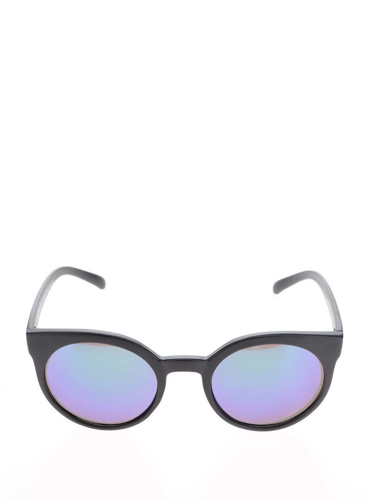Ochelari de soare negri CHPO Padag unisex