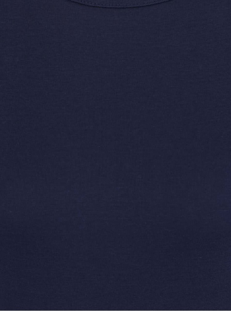Tricou bleumarin Dorothy Perkins basic