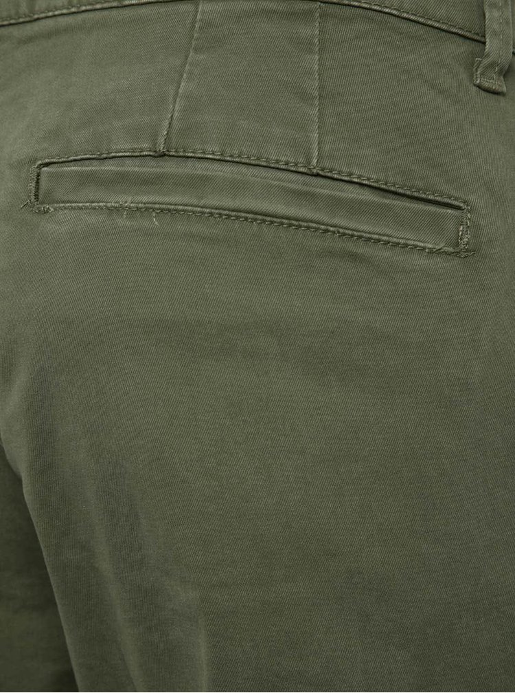 Khaki chino kalhoty ONLY & SONS Sharp