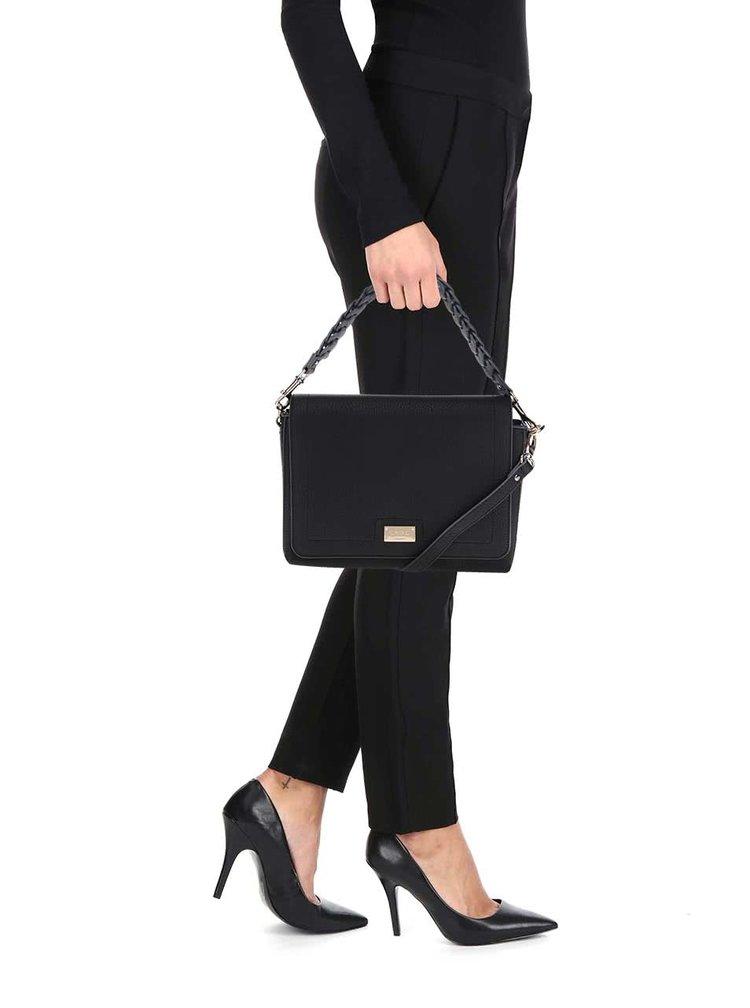 Černá kabelka do ruky LYDC