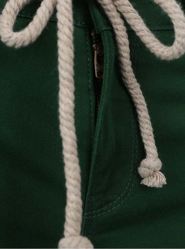 Zelené kraťasy ONLY Claudia